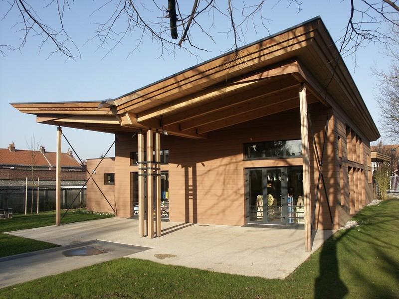 Centre périscolaire maternelle à Lezennes