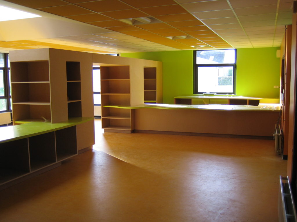 Centre périscolaire primaire à Lezennes